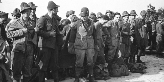 The Italian Military Internees